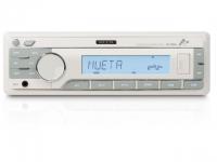 Radio Marina Mueta A1M. Car radio FM - USB/SD/AUX/RDS EON - De alta calidad de protección contra la humedad y los rayos UV.   - Caja resistente a la intemperie.   - USB y puerto SD.   - Reproducción de MP3 y WMA.   - Potencia máxima de 4x 50Watt