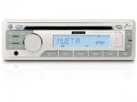 Radio Marina Mueta A4M. Car radio FM - CD/USB/SD/AUX/RDS EON - De alta calidad de protección contra la humedad y los rayos UV.   - Caja resistente a la intemperie.   - Unidad de CD.   - USB y puerto SD.   - Reproducción de MP3 y WMA.   - Potencia máxima de 4x 50Watt
