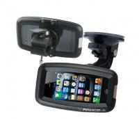 Carcasa Estanca Armor-x MX 114 CB para móviles iPhone, con control táctil de pantalla.