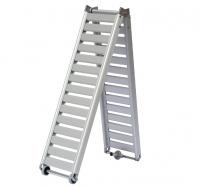 Pasarela BCN Aluminio Plegable - Apta como pasarela auxiliar por su pequeña capacidad de estiba y poco peso..   Largo: 2m
