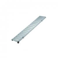 Pasarela BCN Aluminio - Apta como pasarela auxiliar por su pequeña capacidad de estiba y poco peso..   Largo: 2m