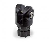 Soporte Railblaza Bimini color negro 2 unds. - Soporte específicamente diseñado para instalar toldos y biminis sobre bases StarPort o SidePort