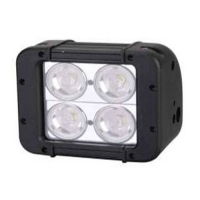 Foco 4LEDs C5 40W Estandar IP67