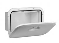 Registro Top Line Nuova Rade 270x375 mm + Cofre Blaco Satinado - Registro de almacenaje con cofre.   Diseñados para guardar objetos..   Resistente a los UV