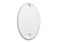Tablero Nuova Rade para Mesa Ovalada - Tablero para Mesa ovalada en plástico ASA..   Medida:760 x 450 mm..   Grosor: 40 mm