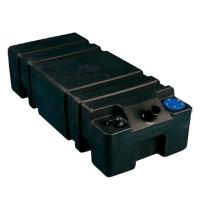Deposito de Combustible extra plano Sogliola 45, 60, 80, entrada 45 grados, 38mm