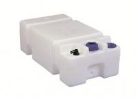 Deposito Rigido Sogliola para Agua Potable. Capacidad 45, 60 o 80 litros - Depósito de polietileno translúcido de alta resistencia, para almacenar agua potable a bordo..   Capacidad: 45, 60 o 80 Litros, según modelo.