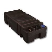 Deposito de Combustible extra plano Sogliola 45, 60, 80, entrada recta, 38mm