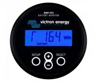 Monitor de baterías Victron BMV - 702. Instrumento medidor de consumos de bateria - El monitor BMV - 702 está indicado para controlar la tensión de más de una batería (banco de baterías) y controla la tensión en el punto medio.