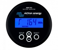Monitor de baterías Victron BMV - 702. Instrumento medidor de consumos de bateria