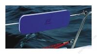 Respaldo Espuma Plastimo - Respaldo Espuma Plastimo.   Se coloca en el cable o pasamanos gracias a su apertura lateral..   Fabricado en espuma de plástico celular..   Dimensiones : 47 x 14 cm.
