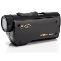 Camara de video Digital  Midland XTC-100 - Cámara con lente gran angular y estabilizador digital de imagen que le permite grabar, de manera sencilla y con buena calidad de imagen, sus actividades deportivas y de ocio..   - Action Cam SD.   - Resolución 640x480 @ 30 fps.   - Ángulo de visión: 140°