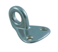 Gancho Acero Inoxidable para Defensas - Gancho multiusos en Acero Inoxidable AIS 316.   Dimensiones: 29x35 mm.