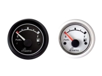 Indicador de nivel combustible Wema 0-190 Ohm - indicador de nivel para depósitos de combustible.   Frecuencia: Tipo VDO (0-190 Ohmios).   Diámetro: 62 mm..   Voltaje: 12/24 V