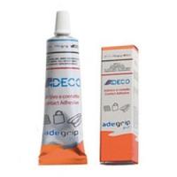 Adhesivo para Neumaticas PVC Adeco 65 ml - Para pequeñasreparaciones enembarcaciones neumaticas..   ParaPVC-PU.   Contenido: 65ml.