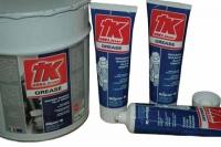 Grasa Blanca TK - Muy conveniente para proteger, engrasar y evitar el bloqueo de bulones, bornes de baterías, cierres y equipos que trabajan en ambientes corrosivos y sometidos a la acción deslavante del agua.