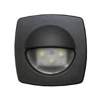 Luz LED de Cortesia 57x57 mm, 12V
