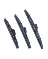 Escobilla Limpiaparabrisas de Plastico - Fabricadas en plástico negro. Se adapta al brazo 502156.