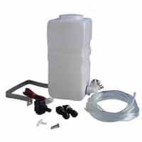 Deposito de Agua para Limpiaparabrisas - Depósito para almacenar agua jabonosa que permitelimpiar los residuos de la sal marina y otras incrustaciones delparabrisas.