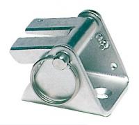 Bloqueador de Cadena Inox - Freno de Cadena..   Fabricado en acero inoxidable..   Previene posibles daños en el molinete..