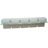 Defensa de pantalan tipo Bumper 3/4 - 240x1100 mm