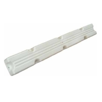 Defensa de pantalan Bumper Recta - 1100x120x70mm.