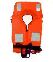 Chaleco salvavidas Escapulario 150N, CE ISO 12402-3 - Han sido homologados de acuerdo con la nueva EN ISO 12402-4, EN ISO 12402-7 y EN ISO 12402-9 DE ACUERDO CON LA DIRECTIVA 89/686/ EC para embarcaciones de recreo.