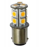 Bombilla 12/24V BA15D 13 LEDs