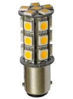 Bombilla 12/24V BA15D 21 LEDs