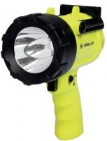 Foco Portatil LED Impermeable Extreme 180lm - Foco LED Cree XRE de alta eficacia, ssumergible hasta 1 metro..   Tresposiciones: Modo Luz total, luz media y luz flash
