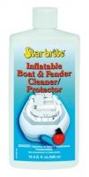 Limpiador / Protector para Defensas y Neumaticas Star Brite 0,5 L - - Elimina la sal, suciedad y manchas de oxidación.   - Se utiliza con total seguridad sobre superficies de PVC, vinilo, caucho e hypalon.   - Deja una resistente capa de protección.   - Protege de los UV.   . Bote de 0,5 Litros