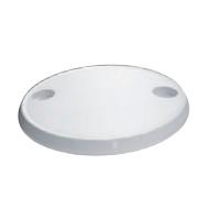 Tablero Nuova Rade para Mesa Redonda - Tablero para Mesa Redonda en plástico ASA resistente a los rayos UV y disolventes químicos..   Diámetro: 610 mm.   Grosor: 40 mm