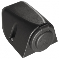 Toma encendedor exterior en caja, 12V / 16A