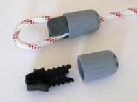 Gaza-Rapida Splicing Nut para cabo trenzado - Gaza-Rápida Splicing Nut.   Para realización de gazas en un tiempo récord..   Ideal para defensas, aparejos, drizas, mosquetón con anilla, etc..   Disponible para cabos trenzados de 4, 6, 8 o 10 mm de diámetro.