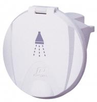 Caja empotrable para Ducha - Caja con tapa para ducha.   De material plástico.