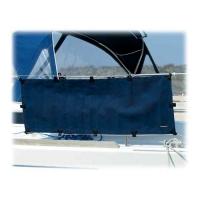 Paravientos Azul Marino Robship 150x50cm - Robship.   Puede utilizarse en una litera para mantenerse seguro o en la cubierta para protección contra el viento..   Fácil de instalar. Se puede montar en una línea de vida para proteger su bañera del viento..   Fabricado en material acrílico..   Color: Azul marino.   Dimensiones: 150x50cm.