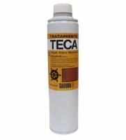 Sadira Tratamiento Teca 3 Sellador 500 ml - Permite la completa restauracion y renovado de la madera envejecida de Teca empleada en Marina, que lucira como nueva.