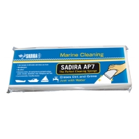 Esponja Limpiadora Sadira AP7 - Pack 5 Unidades - AP7 es una esponja que con su suave efecto microlijador y su facilidad para penetrar en microporos, le permite limpiar superficies y manchas de forma mágica y sólo con agua.