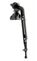 Brazo Scotty para Montaje de Transductor en Kayak o Botes - Diseñado para kayaks y botes pequeños..   Extensible desde 29 cm hasta 46 cm.