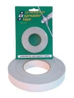 Cinta para Cruceta Spreader - Cinta adhesiva para la protección de las velas..   Se pega sobre las crucetas, resistente a los U.V..   Ancho: 25 mm.   Largo: 10 m.   Color: Gris claro