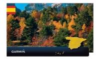 Cartografia GARMIN TOPO España v6 PRO / microSD/SD - El complemento ideal para tus escapadas o actividades de Outdoor, La cartografía vectorizada Topo España V5 PRO ofrece una cobertura completa del conjunto de la Península Ibérica, Baleares y Canarias e integra datos del CNIG con una escala de 1:25.000 y 1:50.000, con curvas de nivel cada 20 metros.