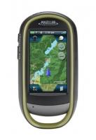 Magellen GPS eXplorist 610 - GPS eXplorist 610 de Magellan, con pantalla táctil de 3 pulgadas, apto para aventuras de geocaching y al aire libre en general, y cámara AutoFocus de 3,2 megapíxeles. Mapa mundial pre-cargado World Edition. Mapa Summit Series para Europa.  Dispone de compás electrónico de 3 ejes y altímetro barométrico. ¡Comparta sus aventuras online!