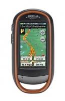 Magellen GPS eXplorist 710 - GPS eXplorist 710 de Magellan, con pantalla táctil de 3 pulgadas, apto para aventuras de geocaching y al aire libre en general, y cámara AutoFocus de 3,2 megapíxeles. Mapa mundial pre-cargado World Edition. Topo Summit Series y City Series para Europa.  Funciones de navegación giro a giro.>dt> Dispone de compás electrónico de 3 ejes y altímetro barométrico.