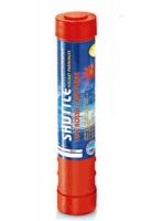 Cohete con Paracaidas - El cohete con paracaídas es un dispositivo pirotécnico que sirve para la señalización de una posición.