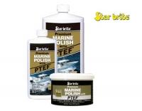 Pulimento nautico Premium Star Brite con PTEF - Pulimento náutico con PTEF®. Para todo tipo de superficies de fibra, metal y pintadas.  Tamaños disponibles:.   - Bote de 397 grs..   - Botella de 473 ml..   - Botella de 950 ml.