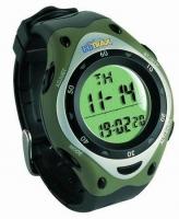 Hitrax Trail Sport watches. Reloj, Cronometro, Altimetro, Barometro y Termometro - Reloj digital multifunción que dispone de altímetro, barómetro, reloj, cronógrafo y funciones de alarma.