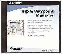 MapSource Trip & Waypoint Manager