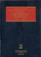 Curso de derecho maritimo. Segunda edicion - Ignacio Arroyo Martinez - Edición Española 2005.   986 páginas.   17 x 24 cm.   Encuadernación: Tapa dura