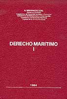 Derecho Marítimo I - Santiago Hernandez Izal - Edición Española 1984.   455 páginas.   Encuadernación: Tapa dura