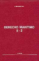 Derecho Marítimo II - Santiago Hernandez Izal - Edición Española 1988.   2 Vols..   Encuadernación: Tapa dura